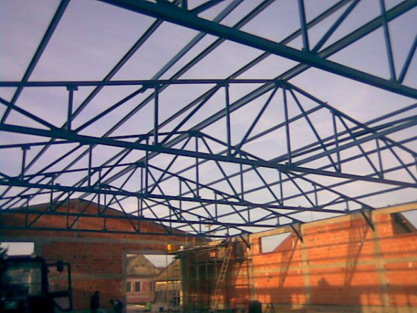 Roof Girder Beams Techno Welding